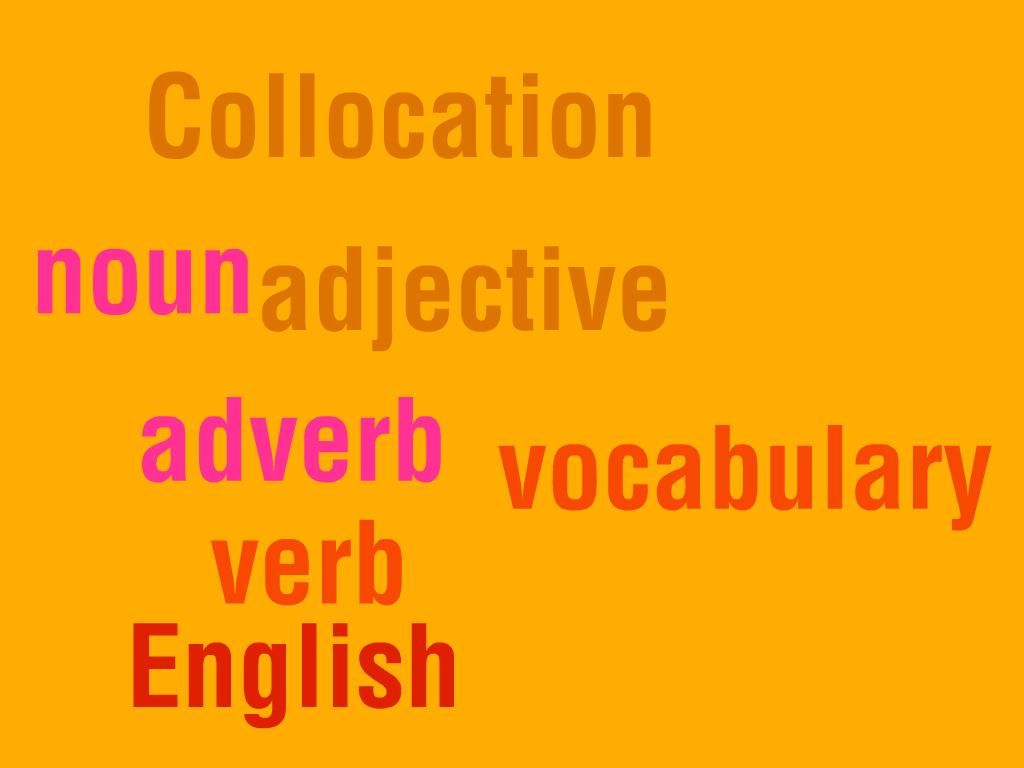 Collocation Abc School Of English