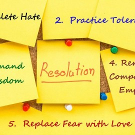 New Year's Resolutions to expand your English