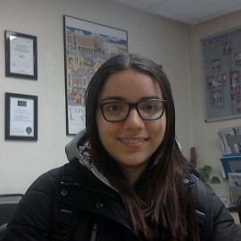 Student of the Month Interview: Rosa