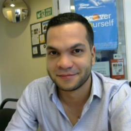 Student of the Month Interview: Daniel Enrique Parada Gomez