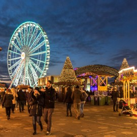 Hyde Park Winter Wonderland!