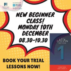New Beginner's Course
