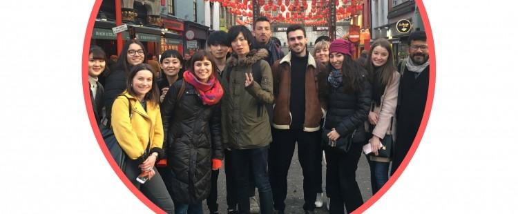 China town and Soho walking tour