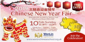 WenLin Chinese New Year Fair