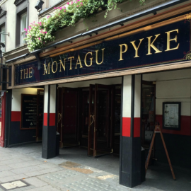 Our next social event: Language exchange @Montagu Pyke Pub