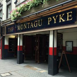 Next Social Event: Language Exchange @Montagu Pyke