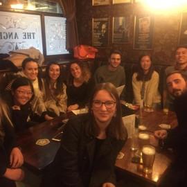 Our next social event: Language exchange @The Angel Pub