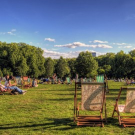 Summer Events in London