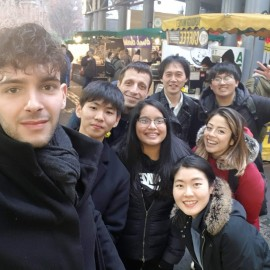 Social event – Borough Market