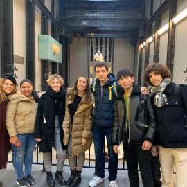 Social event – Tate Modern