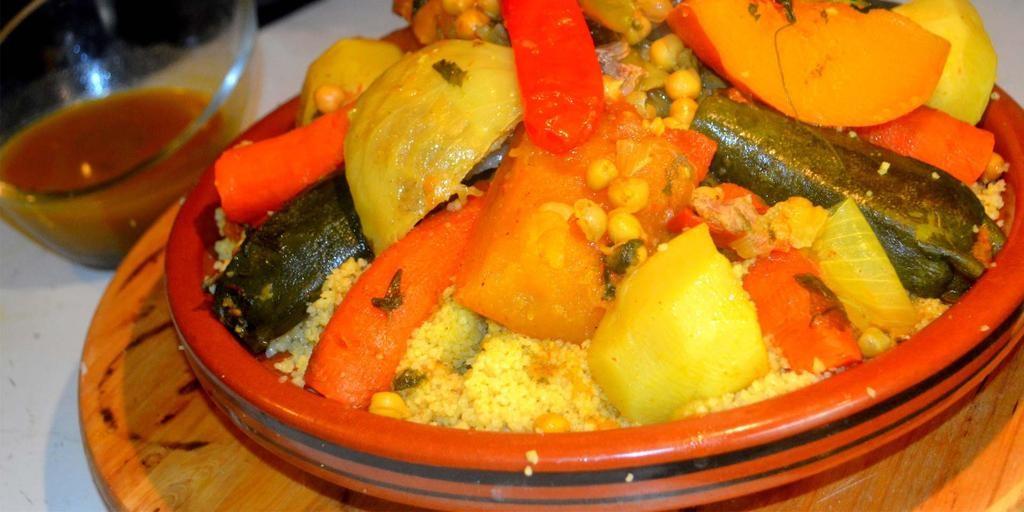 couscous algeria food