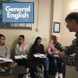 Did you know our General English course?