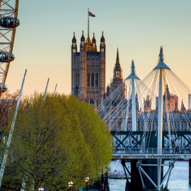 Visit London in Summer 2021