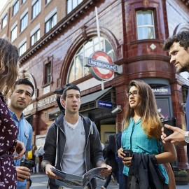 Experiencing Life and Language Learning in the UK