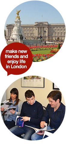 Summer English courses in London